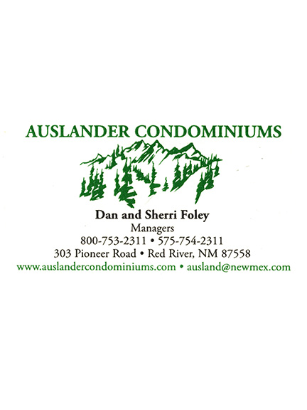 Auslander Condominiums, Red River, NM
