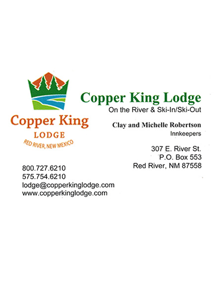 Copper King Lodge, Red River, NM