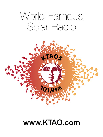 KTAOS Radio 101.9 FM, Taos, NM