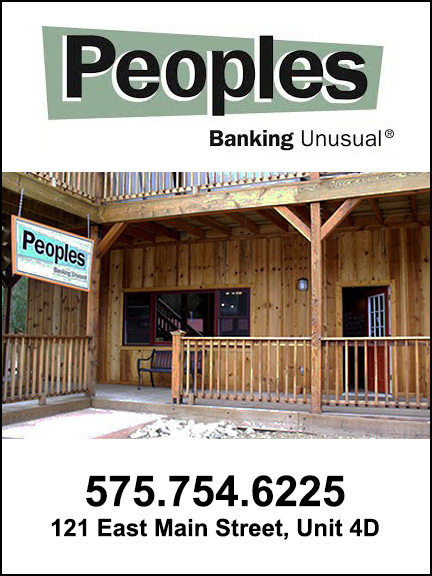Peoples Bank, Red River, NM