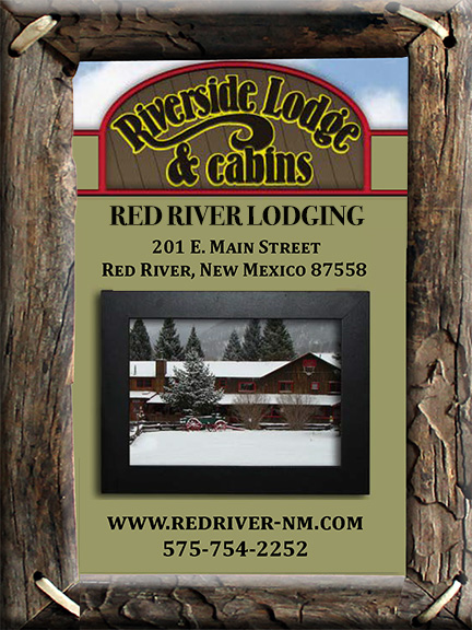 Riverside Lodge and Cabins, Red River, NM