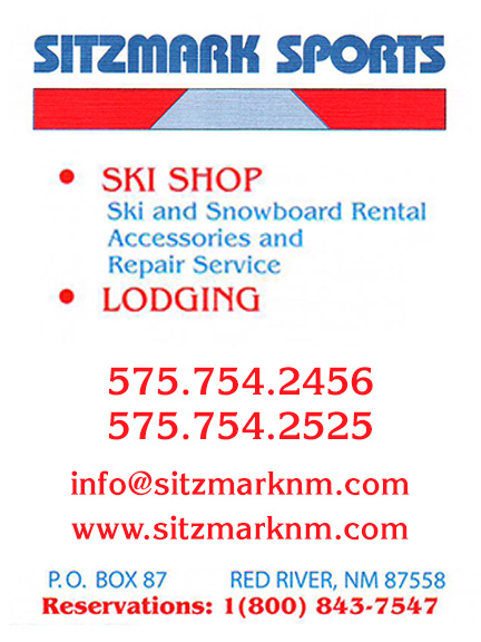 Sitzmark Sports, Red River, NM