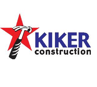 Logo -Kiker Construction